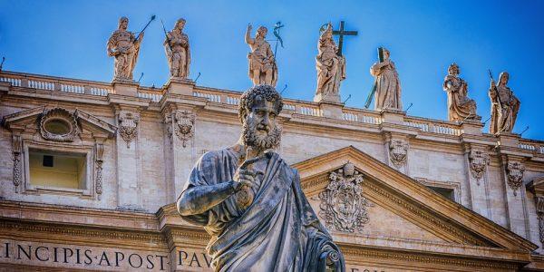 jak umarł święty Piotr?