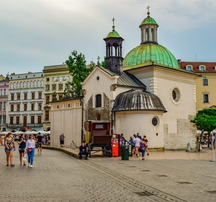 najstarszy kościół w krakowie