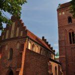 najstarszy kościół w warszawie