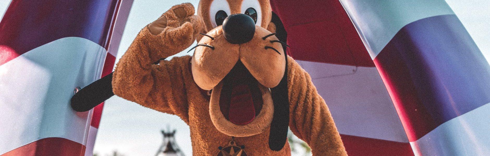 postacie z bajek Disneya