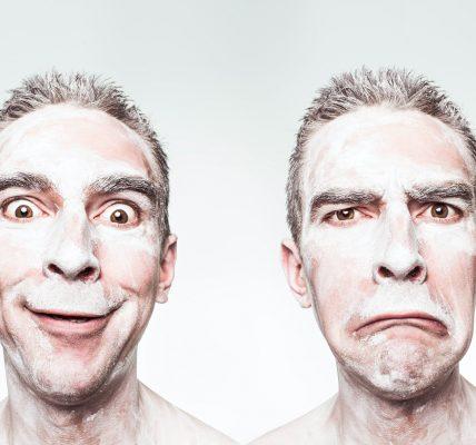 emocje pozytywne i negatywne