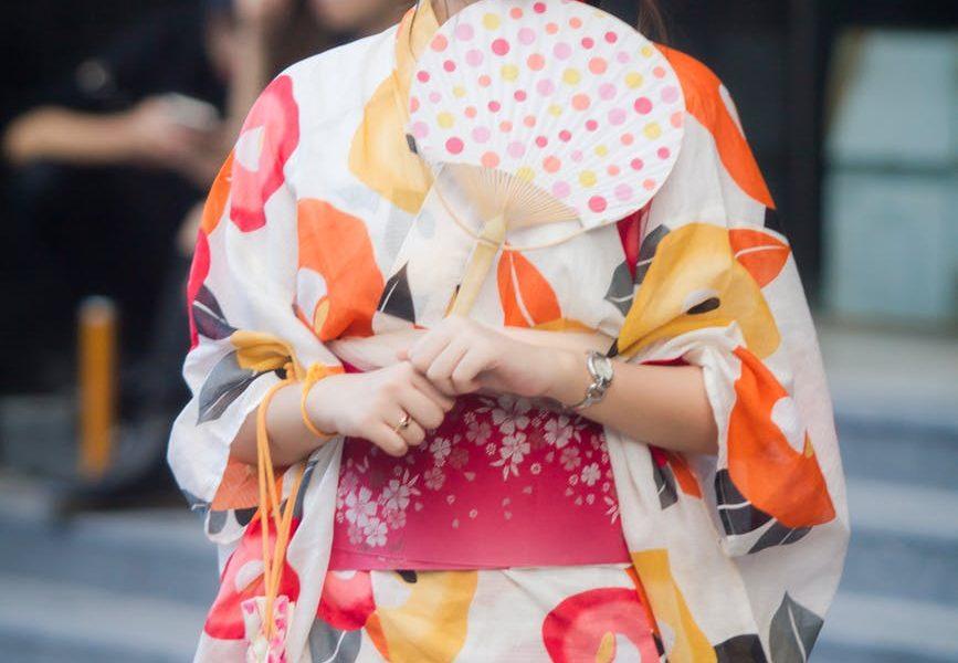 w którym kraju kimono jest tradycyjnym stroju