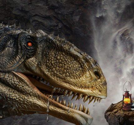 czy dinozaury istnieją