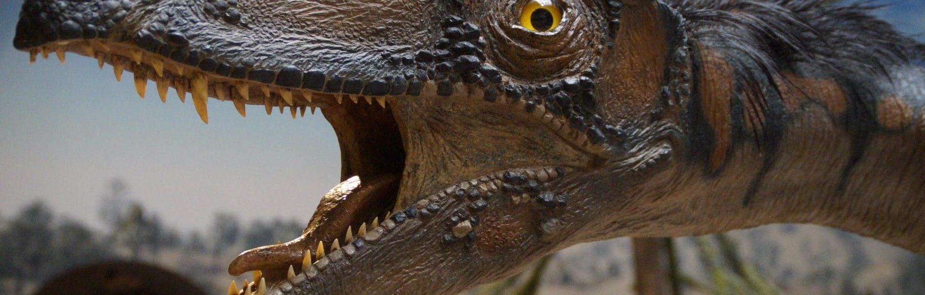 czy dinozaury istniały