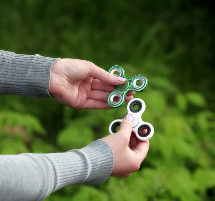 finger spinner – do czego służy?