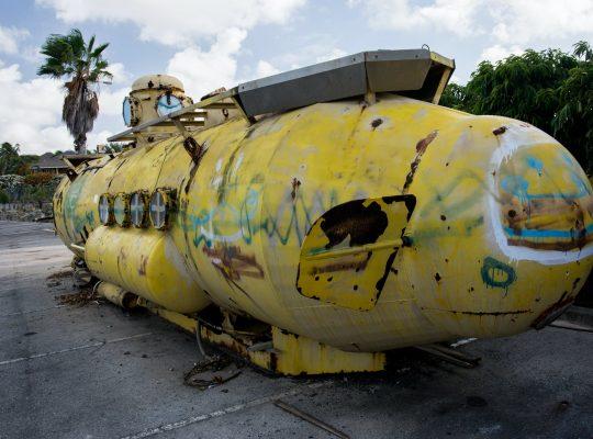 do czego służy łódź podwodna?